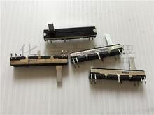 2 chiếc 45MM Bộ khuếch đại tín hiệu cho Panasonic/đôi chiết áp A10Kx2/B10Kx2/A50Kx2 tay cầm dài 15MM