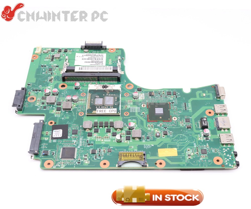 NOKOTION For Toshiba Satellite C655 Laptop Motherboard V000225000 6050A2355202-MB-A02-TI HM55 DDR3 Free cpu свитшот print bar pro gamer page 7