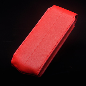 Image 3 - Роскошный чехол из натуральной кожи в деловом стиле с откидной крышкой для ведения атрибута S CEO 168 мобильный телефон, защитный чехол с полным покрытием, красный YBSV4