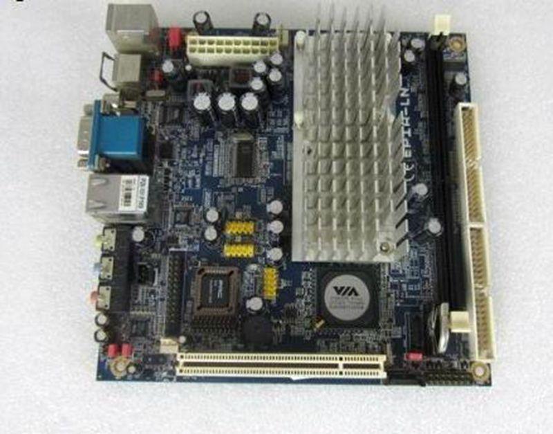 где купить EPIA-LN 10000EG POS MINI ITX 17*17 EPIA-LN10000EG board дешево