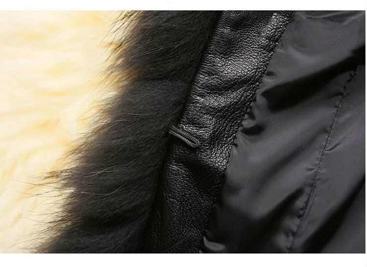 8 long vest