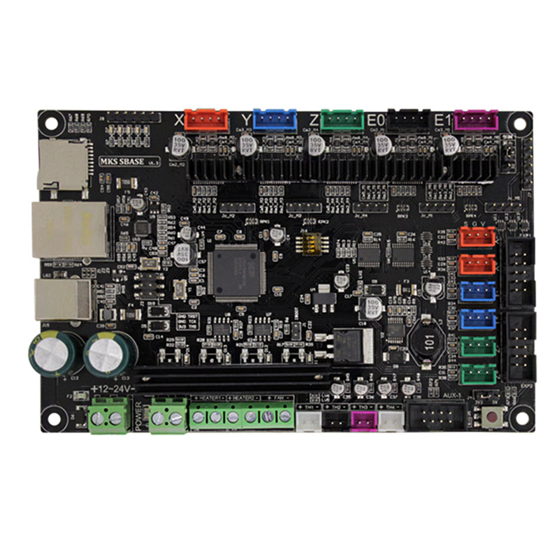 3D Imprimante Carte Mère MKS SBASE V1.3 Firmware 32-peu Carte Mère SGA998