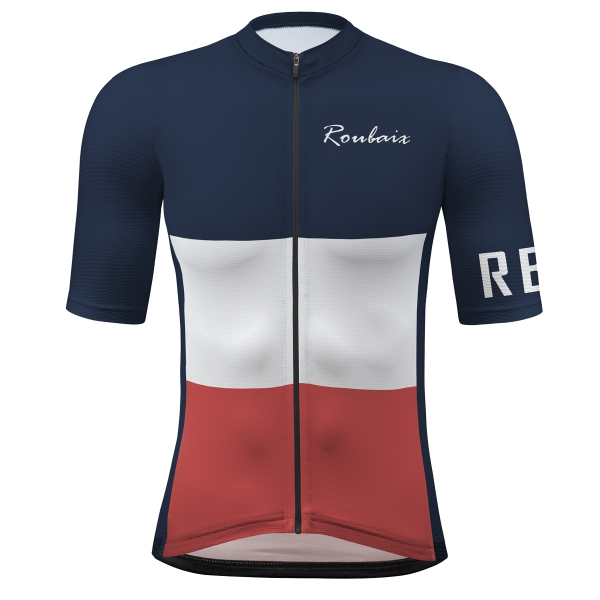 2019 pro team race cycling jersey Short sleeve Bike shirt aerodynamic print bicycle wear lightweight cycling gear top quality
