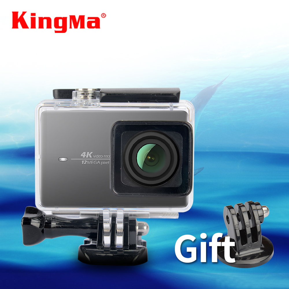 Kingma Diving 45m Waterproof Case For Xiaomi Xiaoyi Yi Sports Action Camera Ii 4k 2 Protective Housing