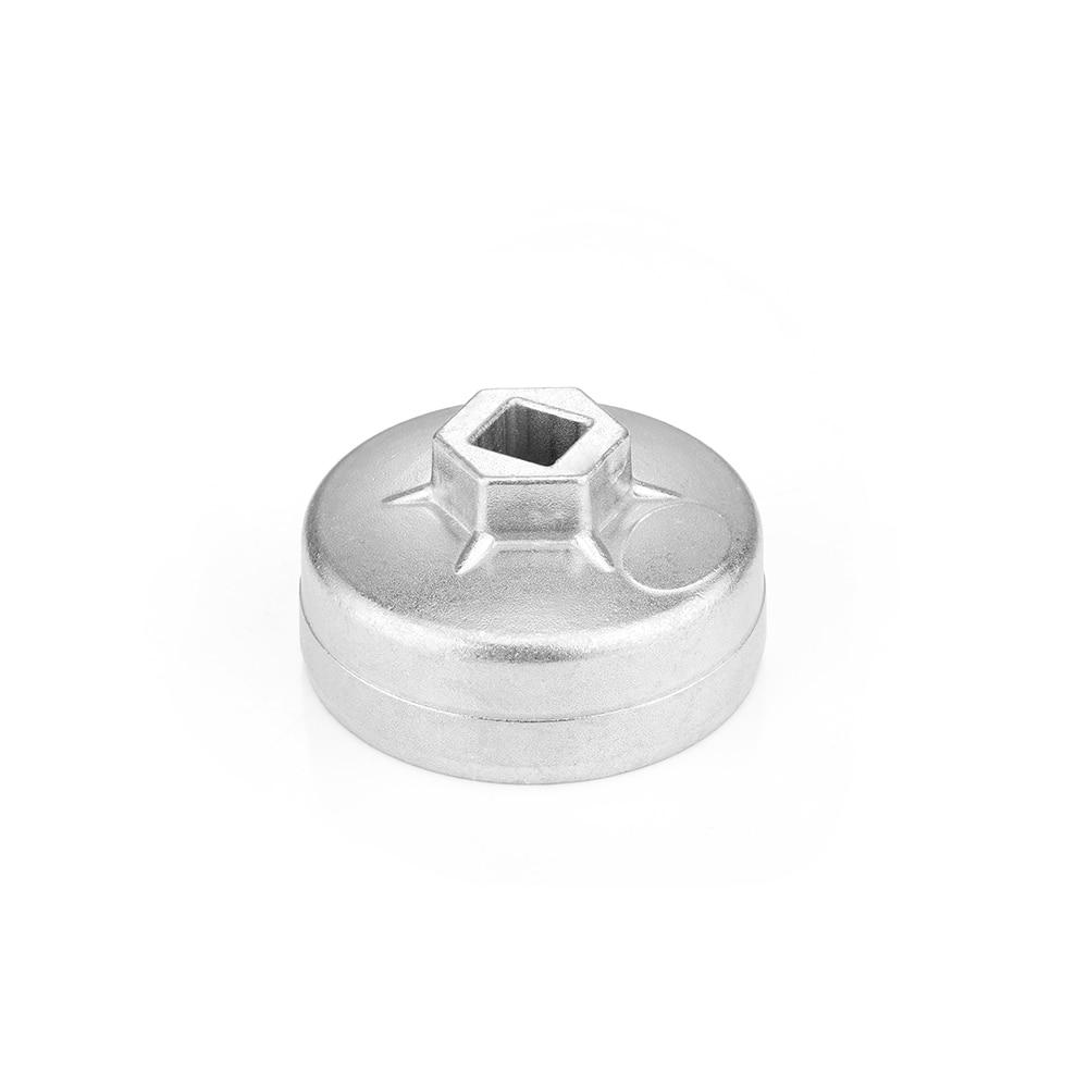Колпачок масляного фильтра премиум-класса, колпачок из алюминиевого сплава, вынимающий масляный фильтр для автомобилей, гаечный ключ, Автомобильный Ручной инструмент для удаления корпуса для BTW Chery Golf