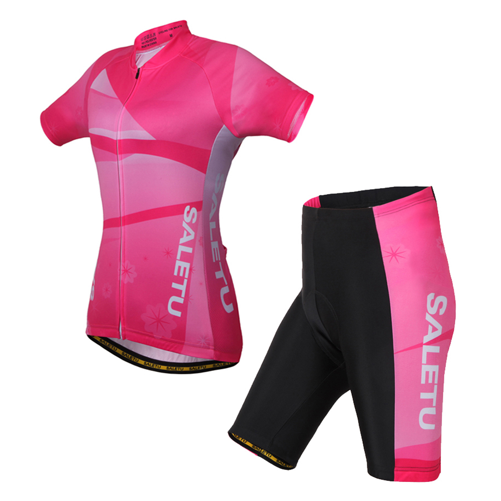 Summer Women Cycling Jersey Quick-Dry Short Sleeve Cycling Clothing Cycle Bike Clothes Sportswear Women MTB Jersey Ropa Ciclismo