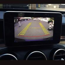 Бесплатный Камера Заднего Вида! NTG5.0/NTG5.1 Comand Радио Система Помощи При Парковке Для Mercedes-benz C-класса W205