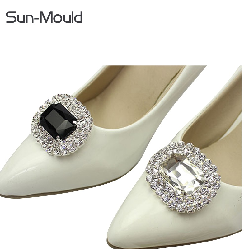 6 colors with removable clip fashion gem diamond shoes flower shoe buckle shoes accessories charms 2pairs/lot free shipping bronze silver gold buckles shoes slippers sandals shoes strap laces clothing bag 8mm belts buckle clip 500pcs lot free shipping