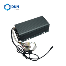 Sabvoton 48v 60v 72v 150A 3-4KW SVMC72150 Motor Controller with TFT Color Display function For Electric Bicycle