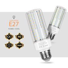 E27 Led Lamp 220V Light Bulb Corn E14 Candle 2835SMD High Brightness Bombillas 5W 10W 15W 20W Lighting