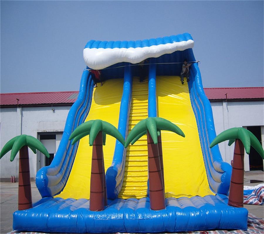 Verão Quente vendendo grande pvc bouncer corrediça inflável à venda