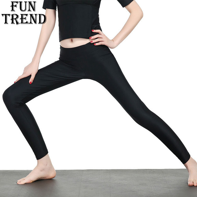 Lose Weight Sport Pants Women Yoga Sweat Stretchy Running Tights Fat Burn Fitness