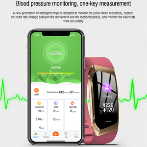 Image 3 - Jelly Comb Smart Watch For Android IOS Blood Pressure Heart Rate Monitor Sport Fitness Watch Bluetooth 4.0 Men Women Smartwatch