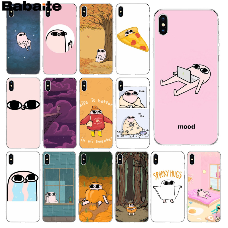 finest selection e9030 fd17d US $0.84 23% OFF|Babaite ketnipz Colorful Cute Phone Accessories Case for  Apple iPhone 8 7 6 6S Plus X XS MAX 5 5S SE XR Mobile Cases for lol-in ...
