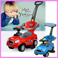 Baby Walker Assistant With Music Four Wheel Toys Car Stroller Pushchair Walkers Buggy Pram With Umbrella