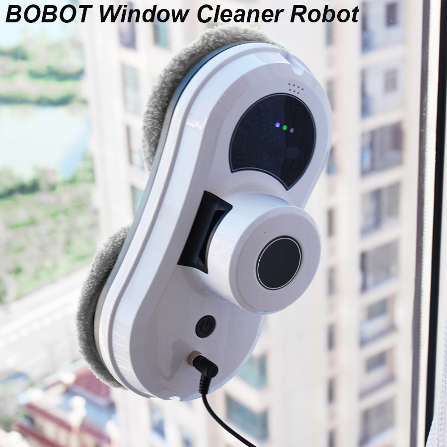 BOBOT Robot Window Cleaner for Windows Washing Vacuum Cleaner Automatic Cleaning Electric Washer Robot Window Glass CleanerBOBOT Robot Window Cleaner for Windows Washing Vacuum Cleaner Automatic Cleaning Electric Washer Robot Window Glass Cleaner