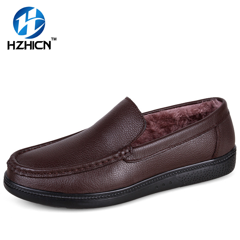 2016 genuine leather men shoes, breathable Casual Driving shoes handmade oxfords ,plus size business moccasin Soft Loafers genuine leather casual shoes men comfortable loafers brand men shoes soft breathable flats driving shoes plus size 38 47