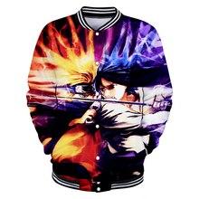 Naruto 3D Varsity Jackets (10 Models)