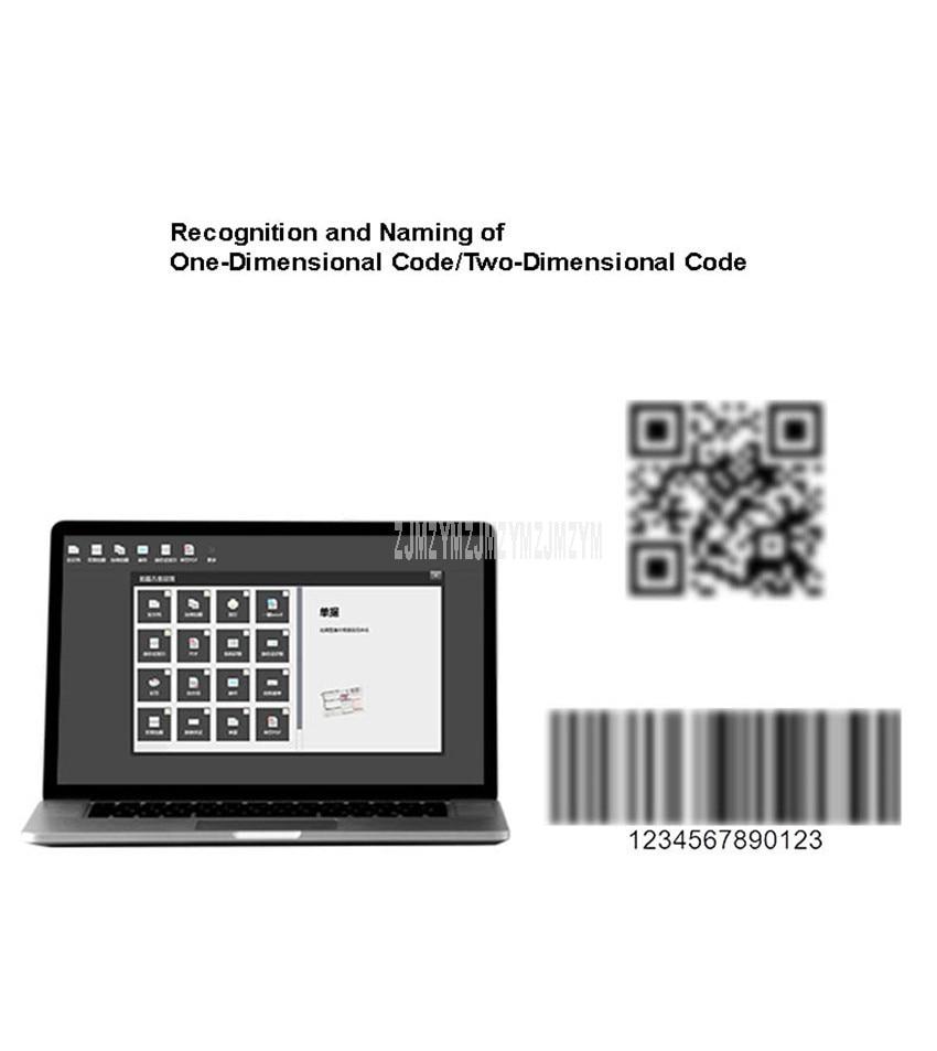 A4-500 A4 автоматический USB Портативный цифровой документный сканер файл для фотографии сканирования 5-mega Пиксели сканер быстрая визуальный Презентер