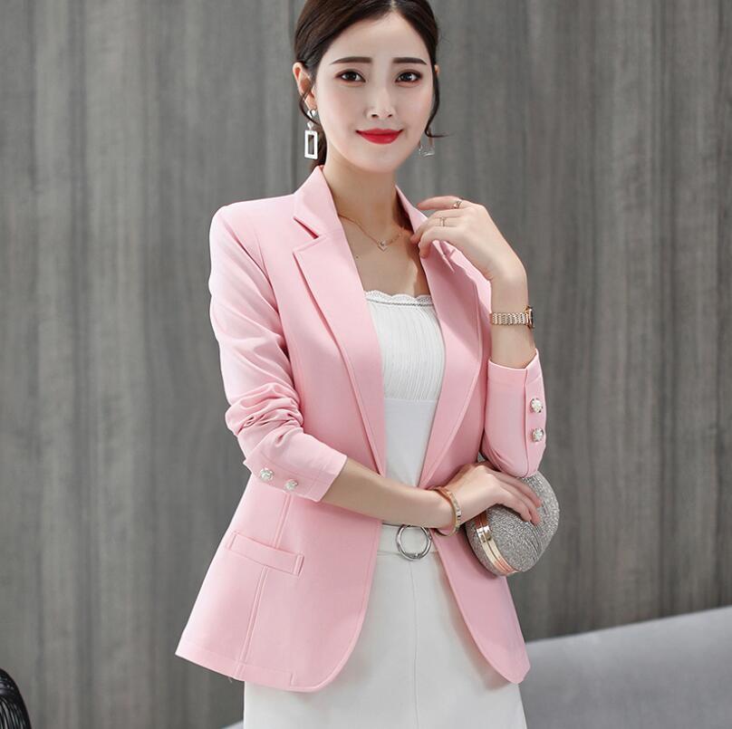 Fashion Women's Clothing Blazer Suits Blazers four colors for choose