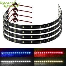AUTO car-styling 4 x 30cm 15 LED Light Strips Turn Signal light Light Motorcycle Light motorcycle accessories Jul 22