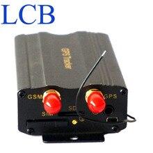 Original Coban Car GPS Tracker TK 103B GSM GPRS GPS Tracking System Remote Control free shipping