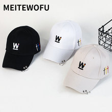 купить New women summer men Fashion Spring Casual Caps Letter embroidery Hat Unisex Hats Baseball Cap For Adult sun Gorros Snapback дешево