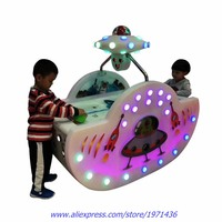 Amusement Park Kids Indoor Playground Device Arcade Games Tickets Redemption Game Machine Mini Air Hockey Table
