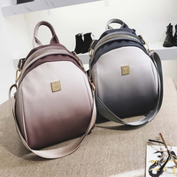 New Arrival Preppy England Korean Style Simple Shell Backpack Fashion Casual Elegance School Shopping Travel Student