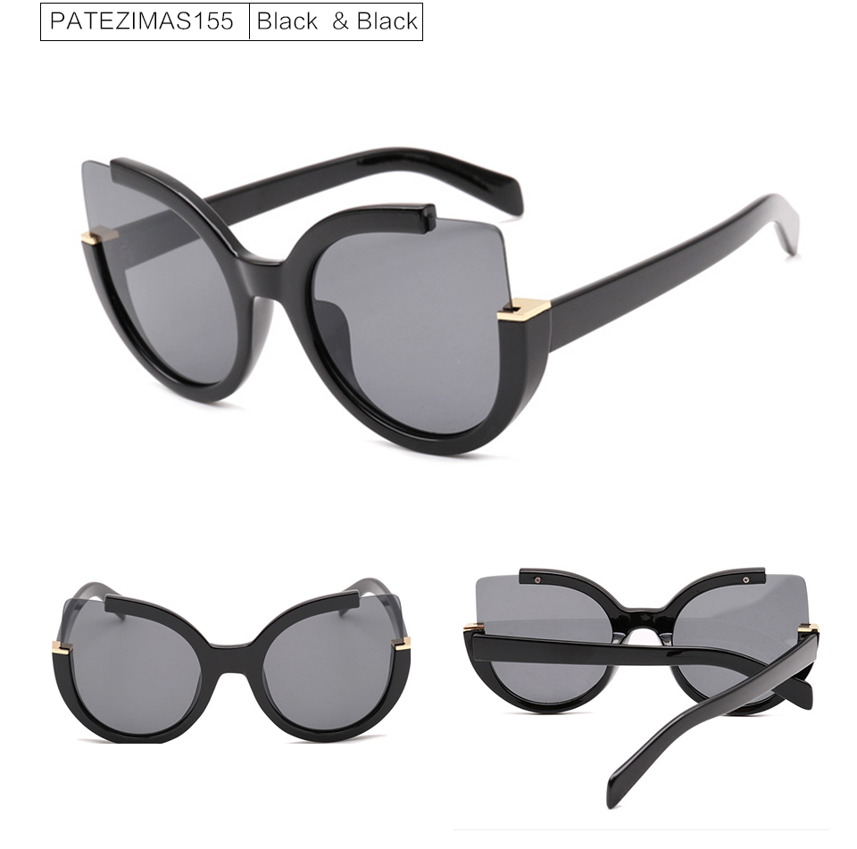 HTB1ffyYRpXXXXcDXVXXq6xXFXXXz - Cat Eye Sunglasses Women 2017 High Quality Brand Designer Vintage Fashion Driving Sun Glasses For Women UV400 lens gafas de sol