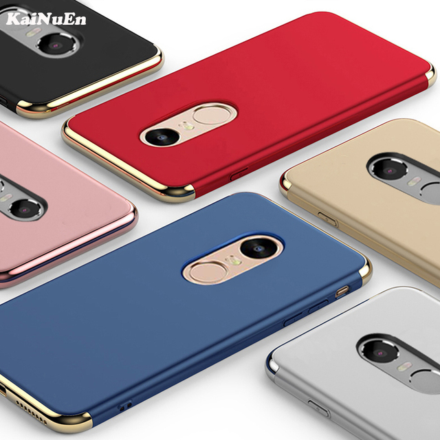 Yonlintan Coque Case Cover For Xiaomi Redmi Note 4x 5 5