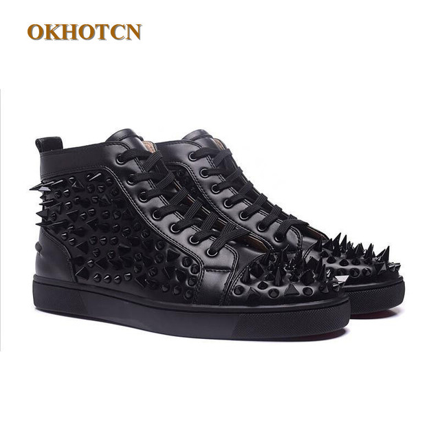 zwarte mannen schoenen