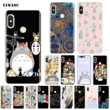 YIMAOC Studio Ghibli Totoro Case for Xiaomi Redmi Mi Note MA