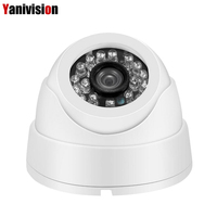 H.265 Low Price IP Camera 5MP 4MP 1080P Plastic Indoor Dome IR Lens 3.6mm CCTV Security Camera Network Onvif P2P Android iPhone