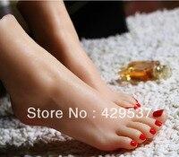 высокое качество фетиш онлайн, поддельные ноги для отображения, фут фетиш игрушки, реалистичные женского ноги, секс куклы реальные кожи, ft 002