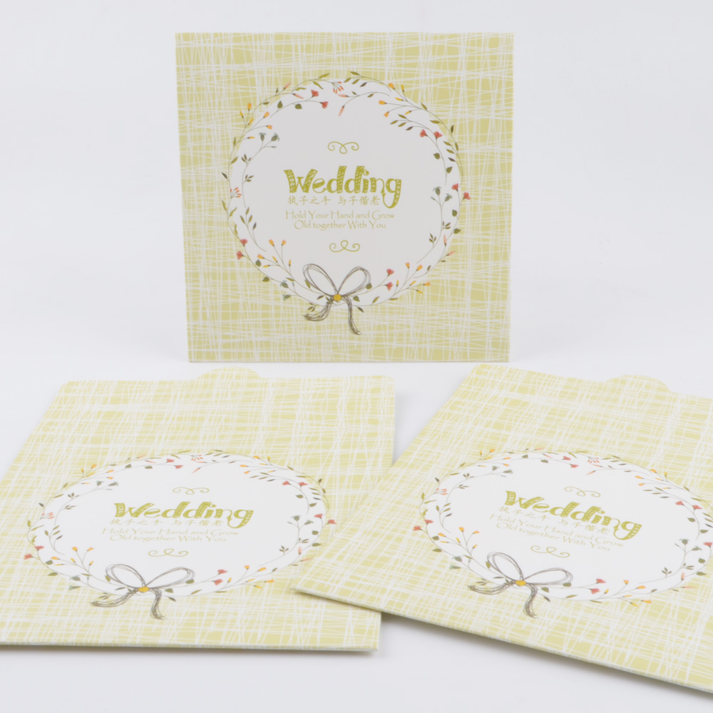 Hot Sale New Style Wholesale wedding cd dvd cover cd envelopes ...