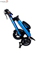Hummer Electric Car 12 Inches Scooter Fold Patinete Electrico City Scooter Electric Two Electric Bicycles