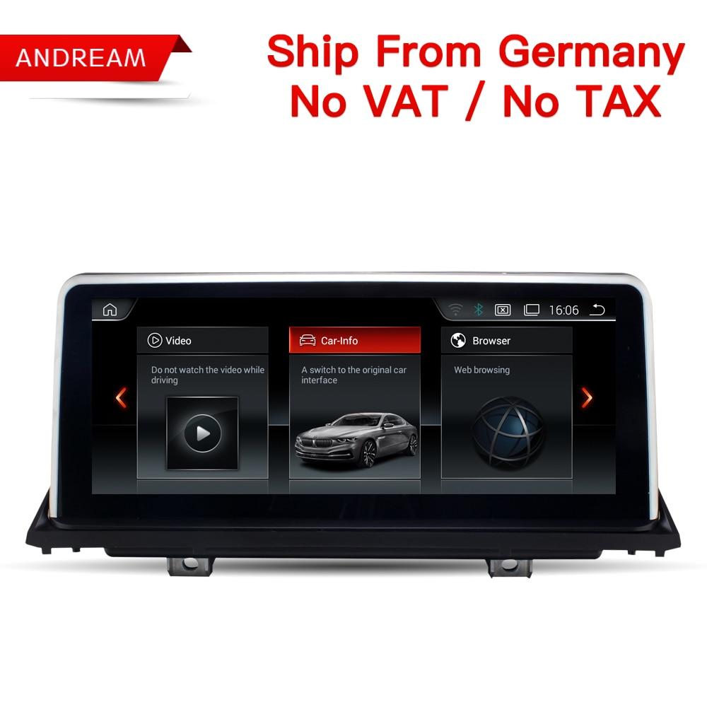 10.25 Quad Core Android 4.4 Car multimedia interface for BMW X5 E70 X6 E71 GPS Navigation Support CIC CCC iDrive ID6 EVO NBT защитные аксессуары car pakistan bmw alpina