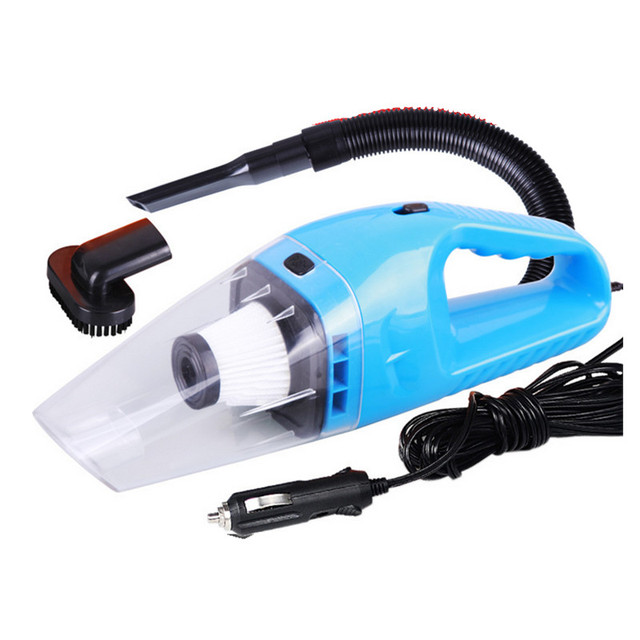 5m Car/home Car Vacuum Cleaner 120W Dc12V Super Absorb Car Waste Wet And Dry Dual-use Portable Handheld Car Cleaner CV002