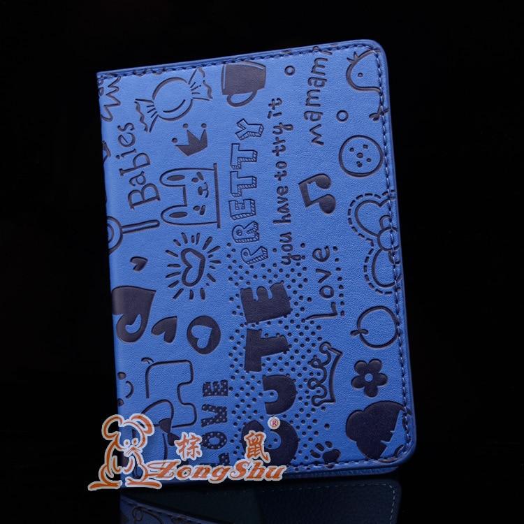 Rose Gold Marble Geometric Multi-purpose Travel Passport Set With Storage Bag Leather Passport Holder Passport Holder With Passport Holder Travel Wallet