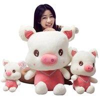 Lợn sang trọng Thú Nhồi Bông Bé Đồ Chơi Pluche Stuffe Speelgoed Animate Sang Trọng Mcdull Pig Dễ Thương Animal Mềm Nhồi Plush Đồ Chơi 80C0346