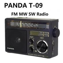 PANDA T 09 Radio FM MW SW U disk/TF karte MP3 player FM/medium welle kurzwelligen Drei Band radio