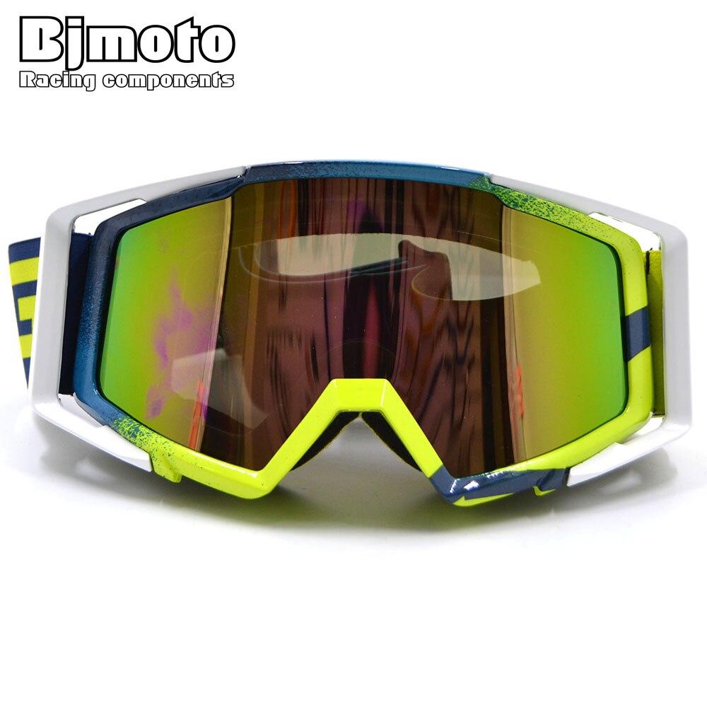 Motocross Motorcycle Eyewear Goggles Bike Racing Windproof Cycling Glasses