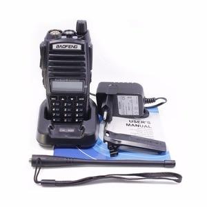 Image 5 - Baofeng UV 82 Portable Radio UV82 5W Walkie Talkie VHF/UHF Dual Band Pofung UV 82 CB Ham Amateur Two Way Radio Transceiver