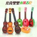 Crianças de guitarra Instrumentos Musicais Brinquedos Educativos Para Crianças brinquedos Como Presente de Ano Novo de aniversário