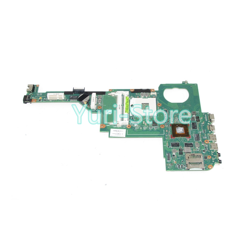 NOKOTION 676759-501 For HP Pavilion DV4 DV4-5000 676759-001 Motherboard SLJ8C HM76 Chipest GT630M 100% test 574680 001 1gb system board fit hp pavilion dv7 3089nr dv7 3000 series notebook pc motherboard 100% working