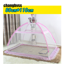 Foldable Toddler Baby Crib Mosquito Net Kids Infant Baby Safty Mosquito Netting Crib Bed Playpen Play  sc 1 st  AliExpress.com & Buy toddler crib tent and get free shipping on AliExpress.com