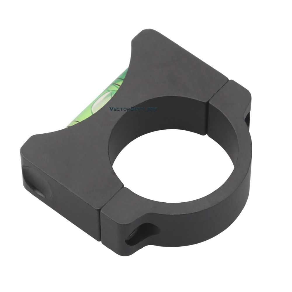 Векторная оптика 30 мм и 1 ''определение наклона устройства прицел пузырьковый уровень крепления кольца градиентный ACD адаптер кольцо