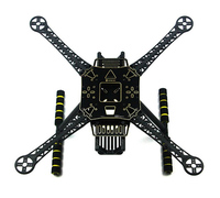 S520 S600 Super Hard Arm 4 Axis Rack Quadcopter Frame Kit with Landing Gear Skid F450 Frame for FPV Drone