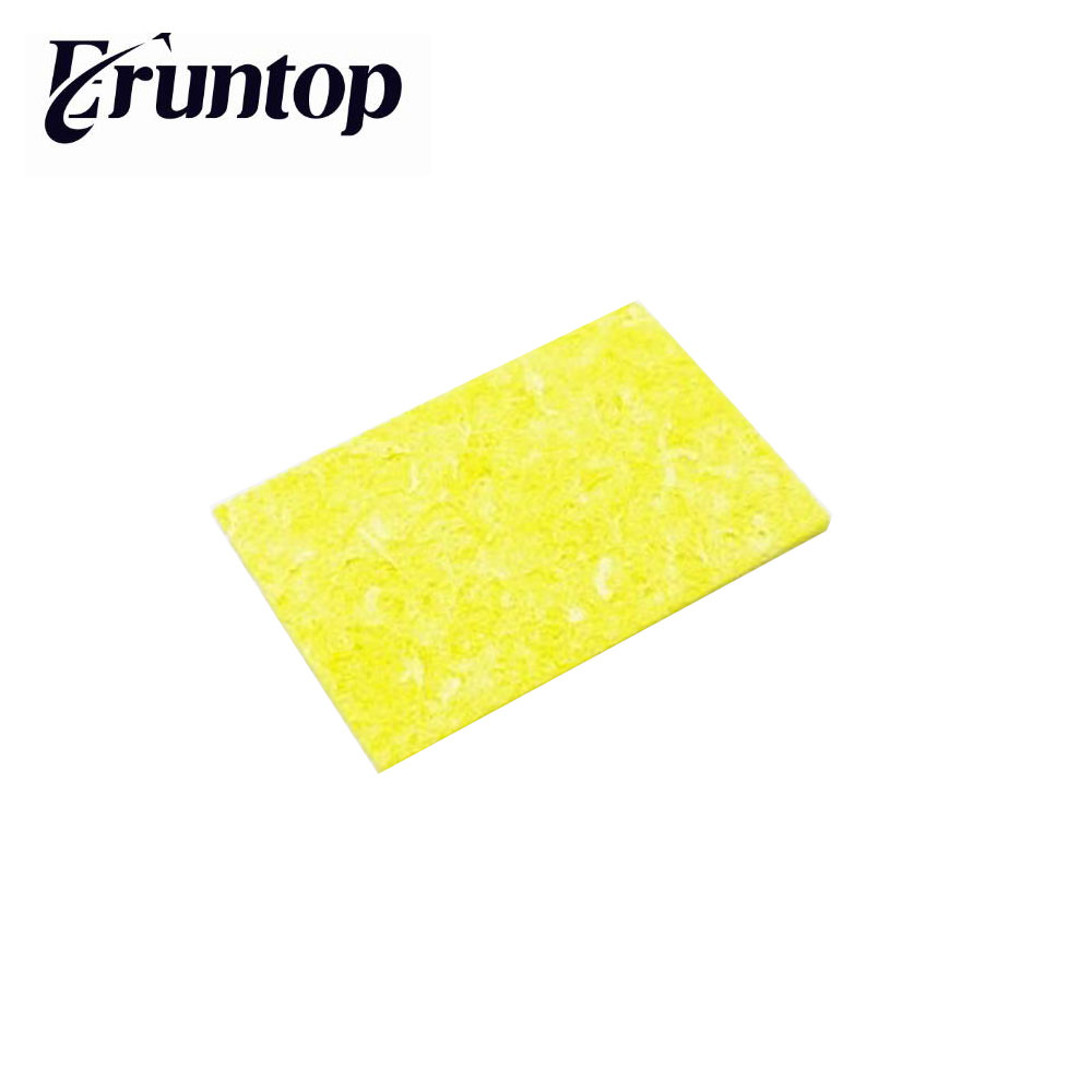 Super Warming Heat-resisting Compressed Sponge For Solder Cleaning